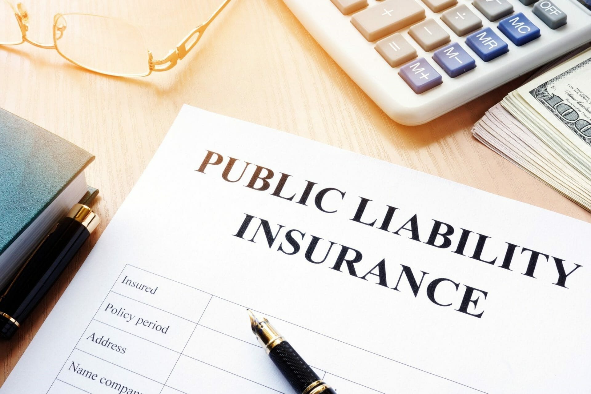 What is liability insurance coverage?